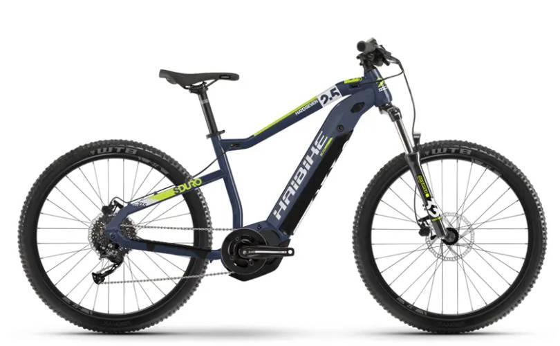 Haibike SDURO Hardseven 2.5 Electric Hire Bike