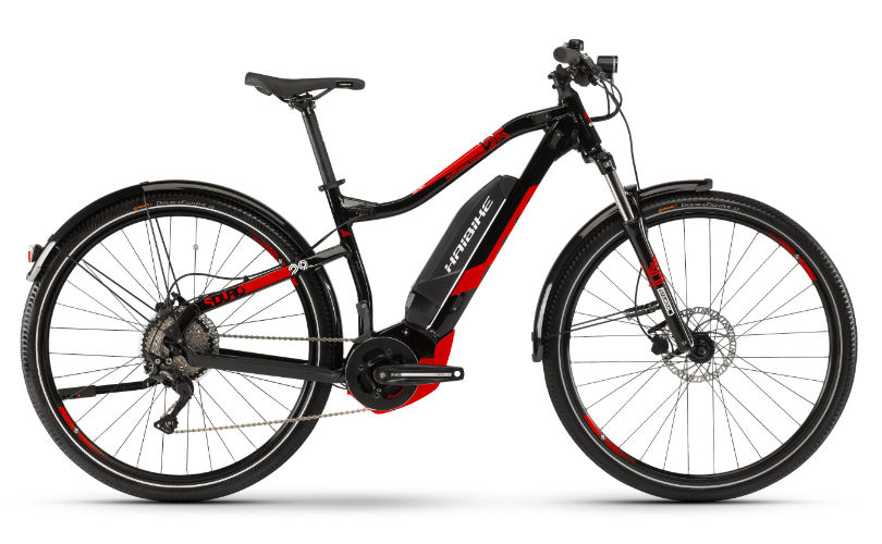 Haibike SDURO HardNine 2.5 Street Electric Hire Bike