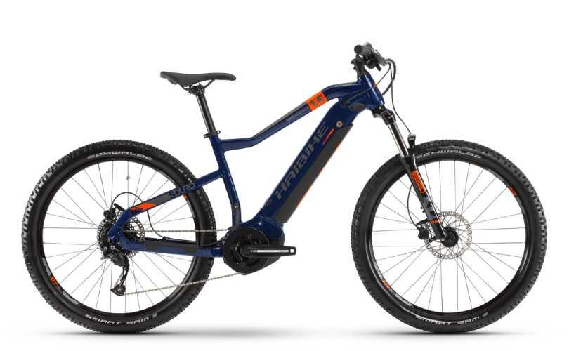 Haibike SDURO Hardseven 1.5 Hire Bike