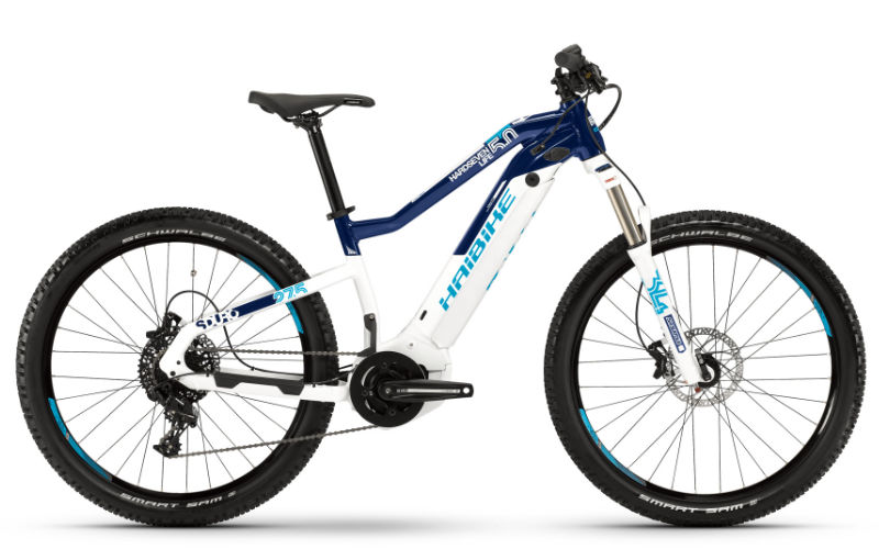 Haibike SDURO Hardseven 5.0 Life Electric Hire Bike