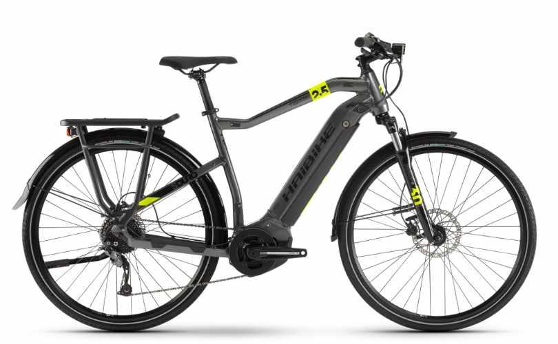 Haibike SDURO Trekking 2.5 Hire Bike
