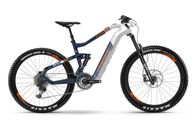 Haibike XDURO AllMtn 5.0 - Hire Bike