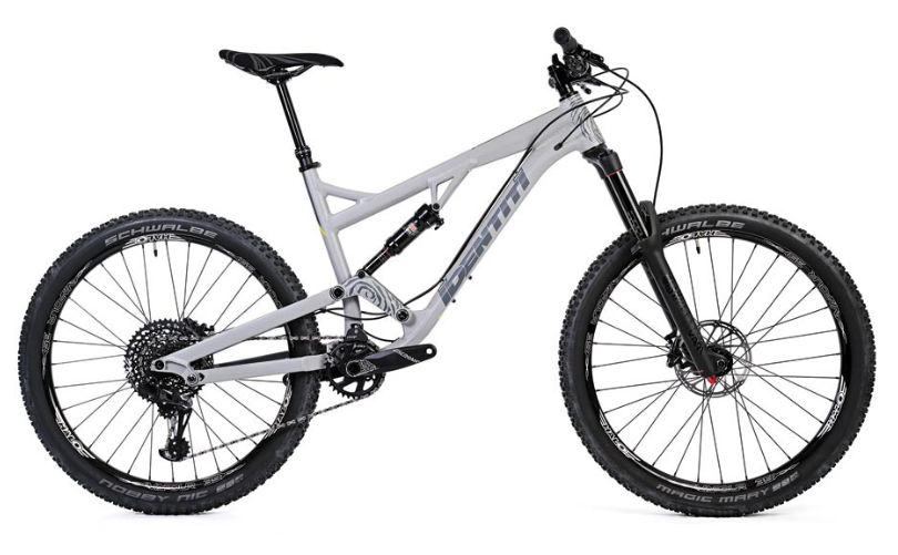 Identiti Mettle GX Eagle Hire Bike