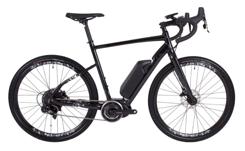 Raleigh Mustang Comp Electric Hire Bike