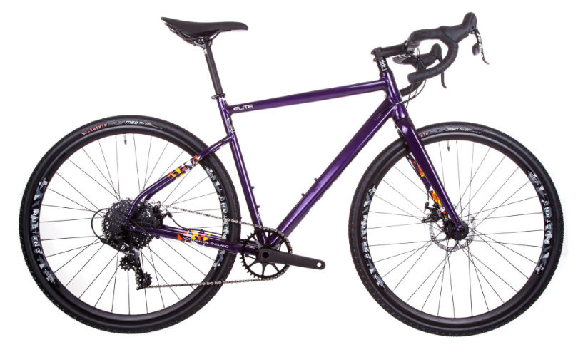 Raleigh Mustang Elite Hire Bike