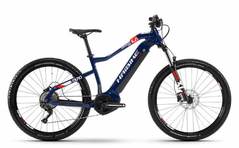 Haibike SDURO Hardseven Life 5.0 Hire Bike