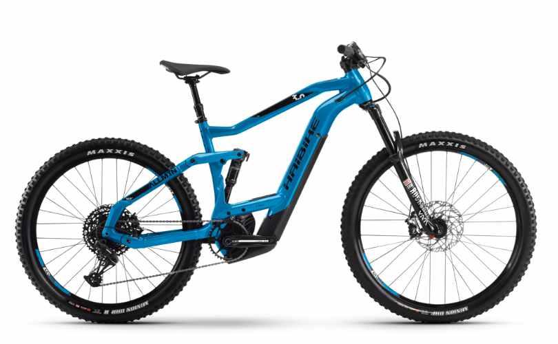 Haibike XDURO AllMtn 3.0 Hire Bike