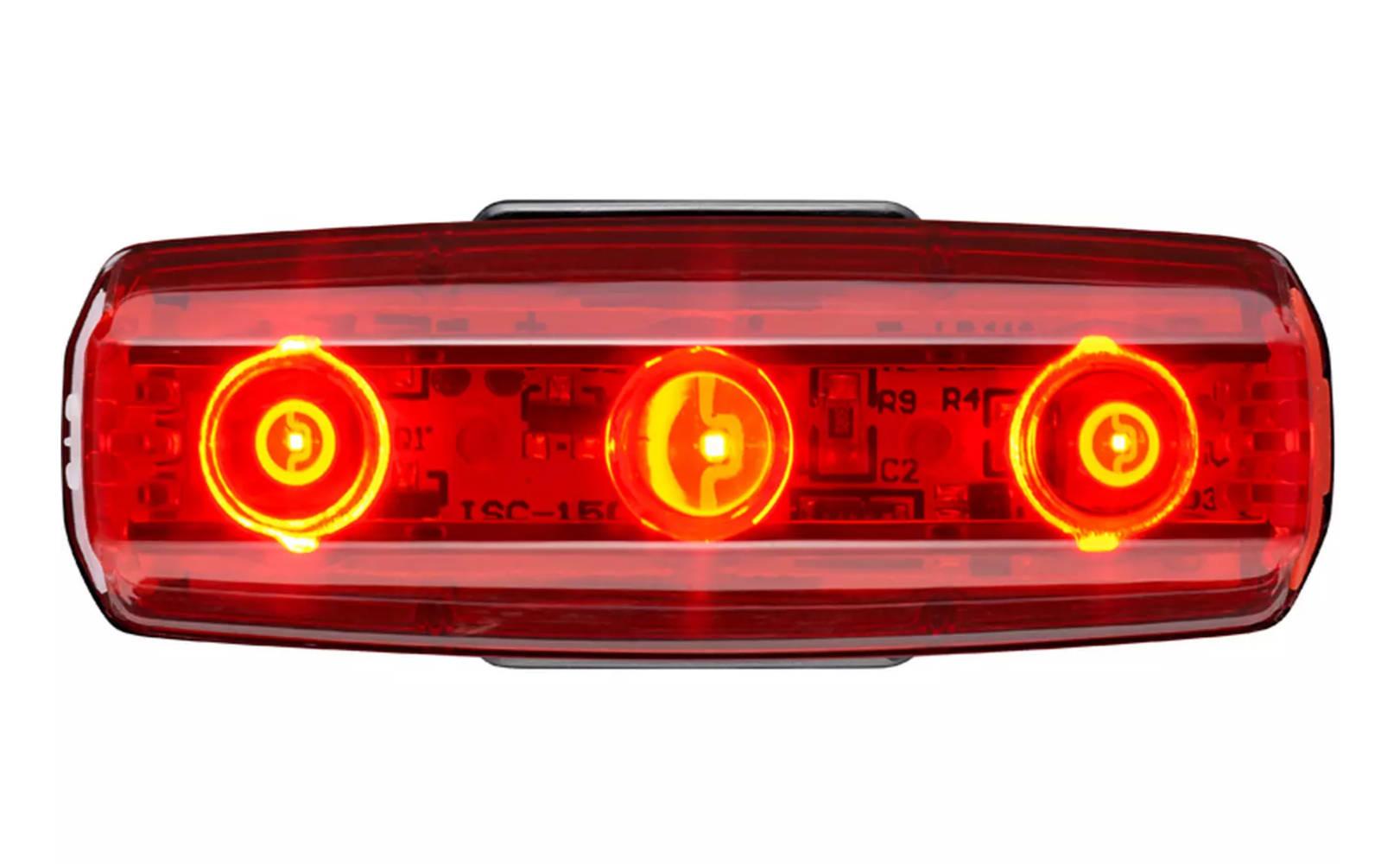 Cateye Rapid Micro Rechargeable Rear Light