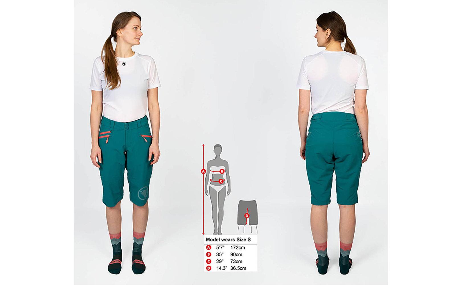 Endura Women's Singletrack Short II