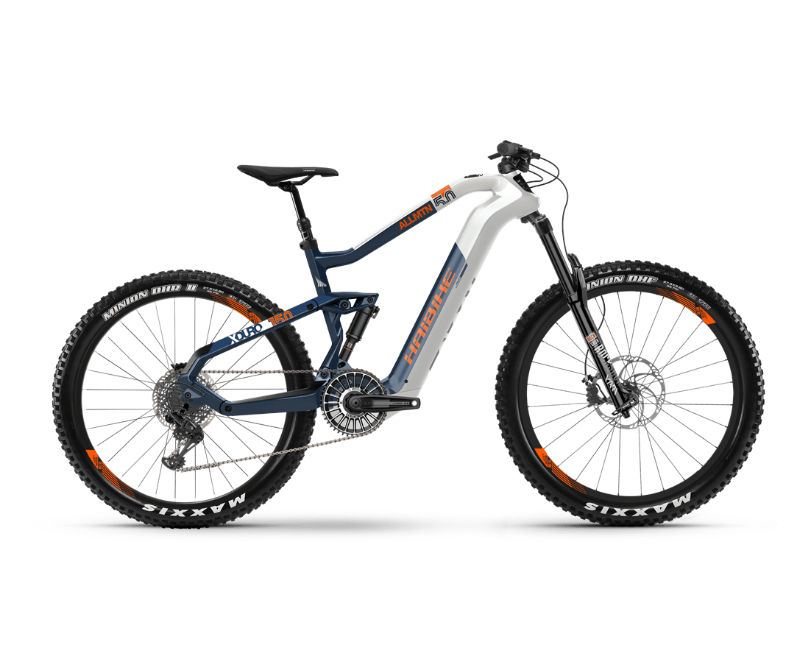 Haibike XDURO AllMtn 5.0 Demo Bike