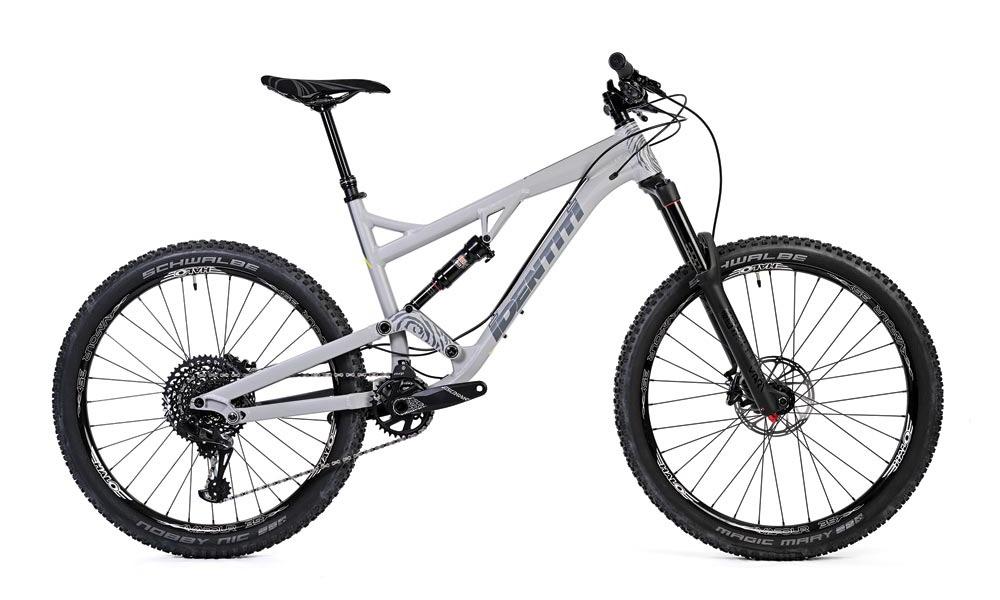 Identiti Mettle GX Eagle Demo Bike