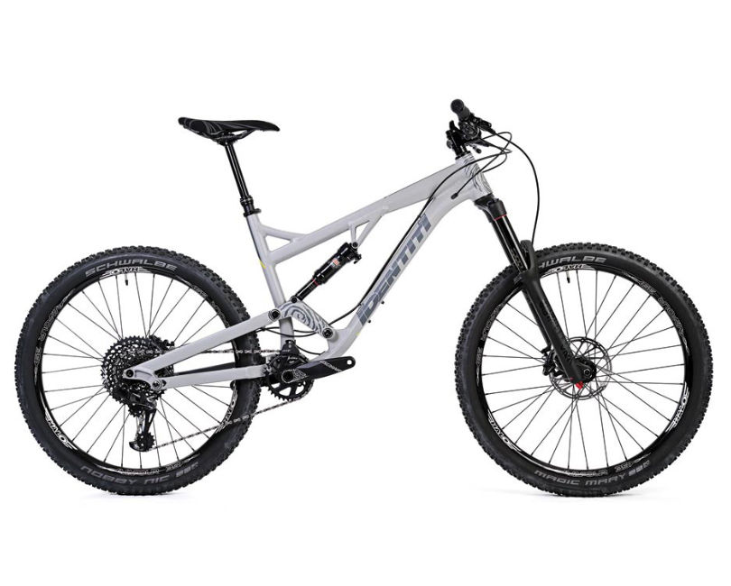 Identiti Mettle GX Eagle Demo Bike