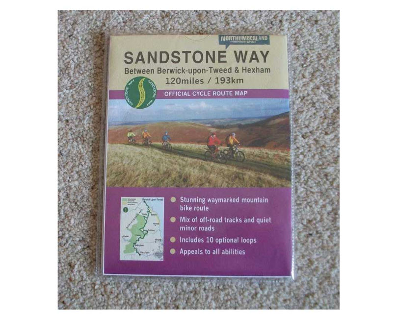 Sandstone Way Route Map