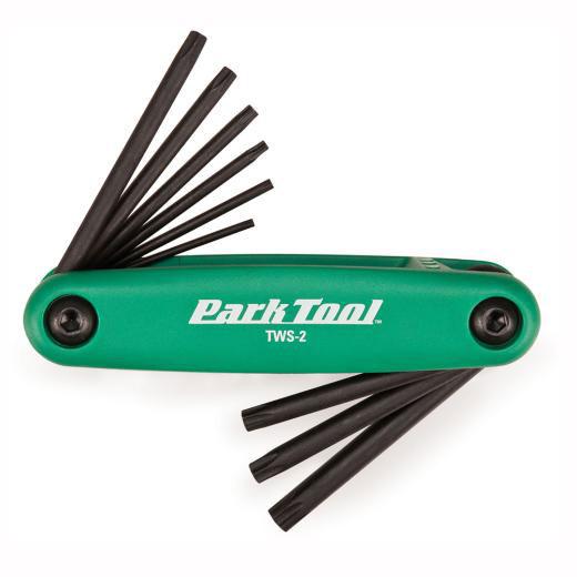 Park Tool TWS2 Torx Wrench set