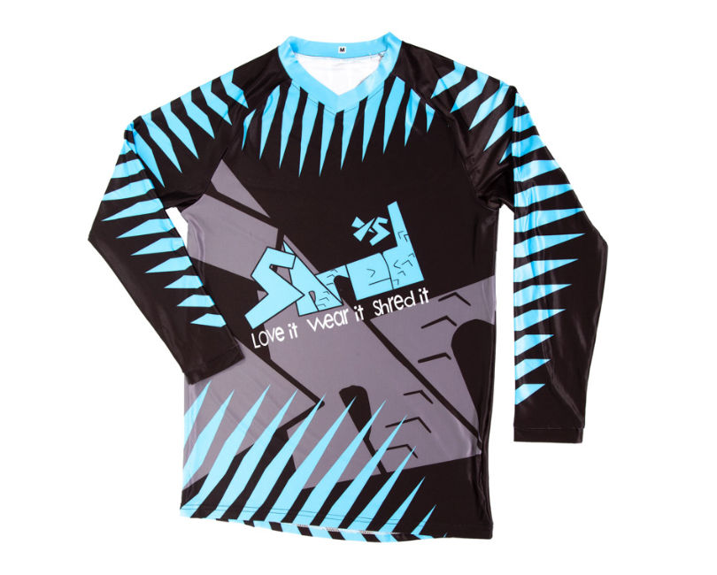 ShredXS Downhill Animal Jersey